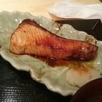和食と和酒 磯じまん - ぶり照り焼き