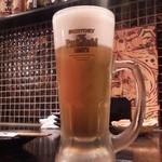 34408489 - 生ビールは何故かプレモル