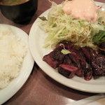 ステーキハウス・トライ - ビーフステーキ ¥999