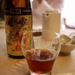 御田町 桃の木 - 紹興酒(関帝)