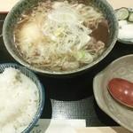 34411467 - 肉豆腐定食