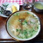 竹村食堂 - 料理写真: