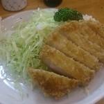 34414022 - ロースカツ定食 2100円