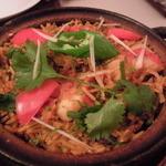 インド料理 想いの木 - 【2015年1月訪問】金目鯛のビリヤニ
