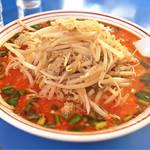 麺点飯 広州 - 担々麺 大辛 730円