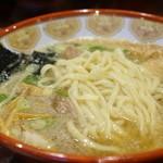 はまんど湘南 - この麺が素晴らしい!