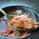 アロマフレスカ - 牡蠣が美味しい