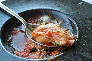 アロマフレスカ 名古屋 - 牡蠣が美味しい