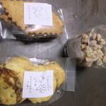 フード ムード - 購入した焼き菓子