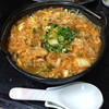 力焼肉店 - 料理写真:キムチラーメン