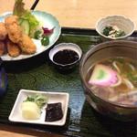 34422604 - カキフライ定食(1200円)