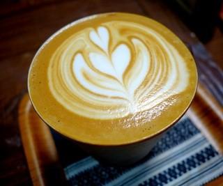 スガヤコーヒー - アーモンドチョコラテ その4