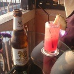 Amorosa Bar - ドリンク写真:バンコクスリング・シンハー
