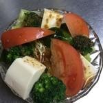宴遇 - 和風サラダ