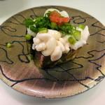 桜すし - 真鱈の白子