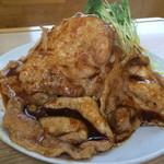 西華 - 焼肉定食
