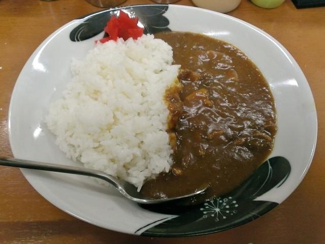 福ちゃん - カレーライス 450円