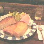 ダンケ - トースト&サラダ