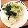 パスタの王様 - 料理写真:サラダバー