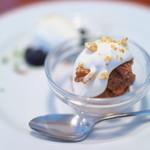 レスタミネ エマ - デザート2種盛り