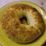 フクスケ - チーズベーグル