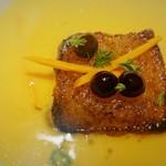 レストラン・カワサキ - 焼き南瓜ココナッツ風味