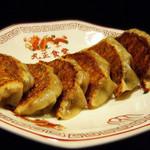 丸正 - 料理写真:餃子