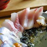 塩湯 - 海鮮丼
