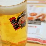吉鳥 - ドリンク写真:生ビール