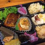 おこわ米八 - カレイの照焼き弁当 1080円
