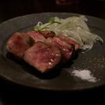 肉バル NORICHANG - A5 松坂牛 タテバラグリル