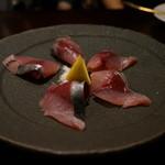肉バル NORICHANG - 赤アジのレモン塩