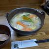 Shintsugutei - 料理写真:かぼちゃほうとう(750円)