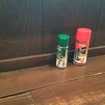 鶉 - 山椒と一味