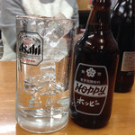 三福 - ホッピーセット(白) ¥450