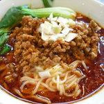 本格中華料理点心 純太楼 - 汁なし坦々麺(700円)