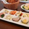 Bistro Terre - 料理写真:レディースランチ@1200円