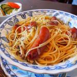 ルフラン - スパゲティー/フランクフルト