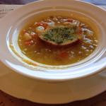Achero - リタ夫人のレシピを基にチキンスープ