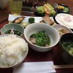 Hotel&Residence 南洲館 - 朝食(和食)