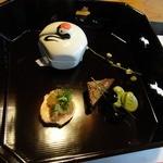 京料理 花むら - 前菜