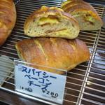 Buranjerikawamura - スパイシーベーコンチーズ