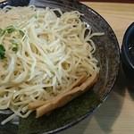 らーめん夢心 - つけ麺 白醤油 大盛 750円