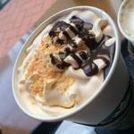 スターバックスコーヒー - チョコレートオランジュモカヴェンティ!(≧▽≦)