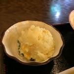しがらき亭 - ジャガバター