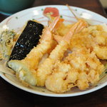 てんよし - 料理写真:上天ぷら