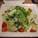 もも焼らんぼう - サラダ