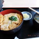 34451638 - カツ丼 ¥630
