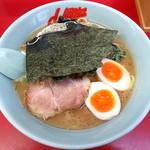 ラーメン山岡家 - 醤油ラーメン_620円、メルマガクーポンで味付け玉サービス