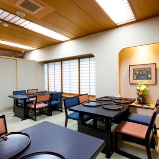 【完全個室ございます】観光、接待、会食など各種お集りに